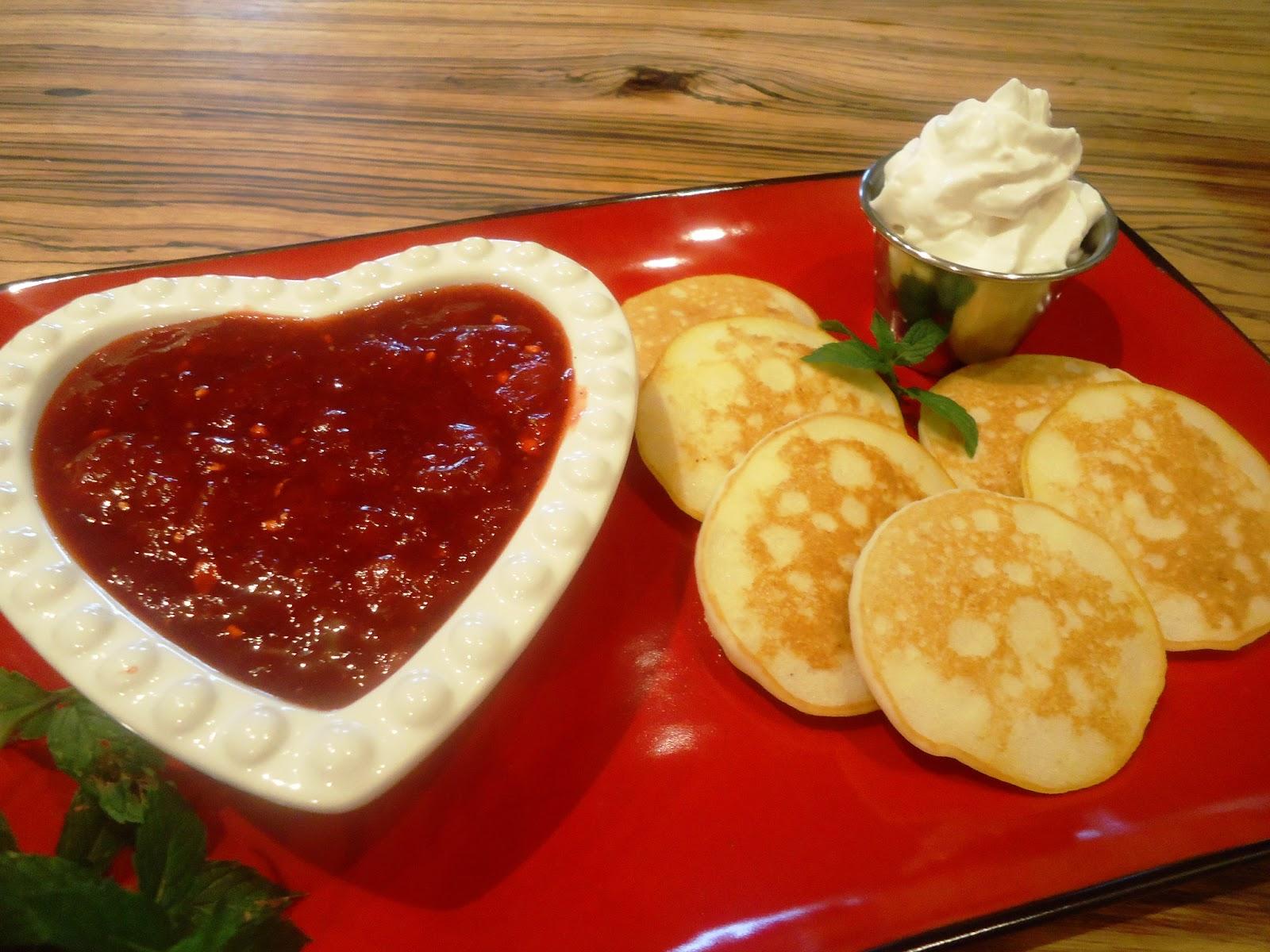 Menu Musings of a Modern American Mom: Strawberry Vanilla ...