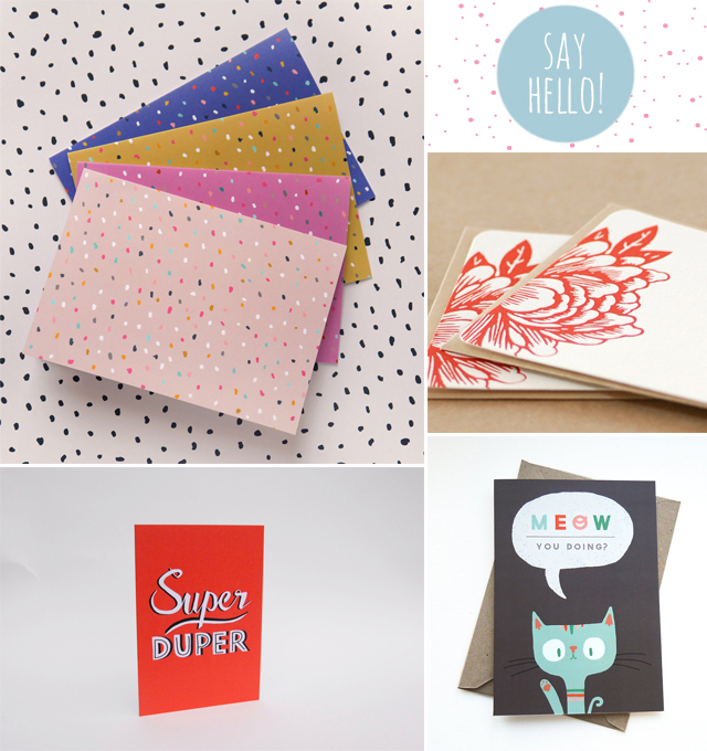 selection of stationery items for stationery week