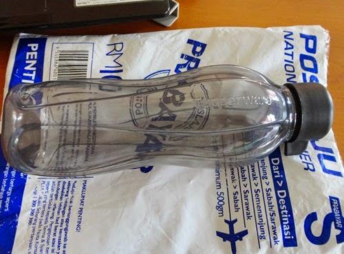 Botol Air Tupperware, barangan Tupperware, container Tupperware, gambar botol air, kelebihan barangan Tupperware, Tupperware brand, Eco Tumbler