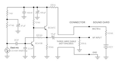 Pc Mic Jack Wiring jodebal – Microphone Wiring Diagram