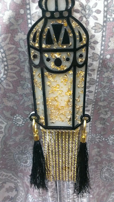 KatzeShop 'lamp' necklace Porta closer