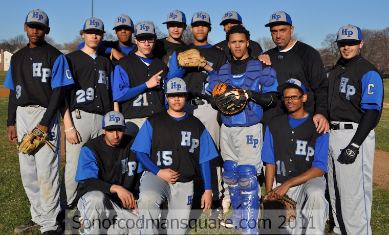2011 Hyde Park High Baseball Team