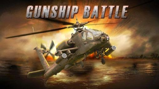 Download Game Gunship Battle – Helicopter Keren
