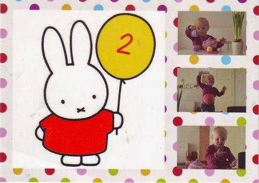 Top Bertiebo: Anna's tweede verjaardag. XH03