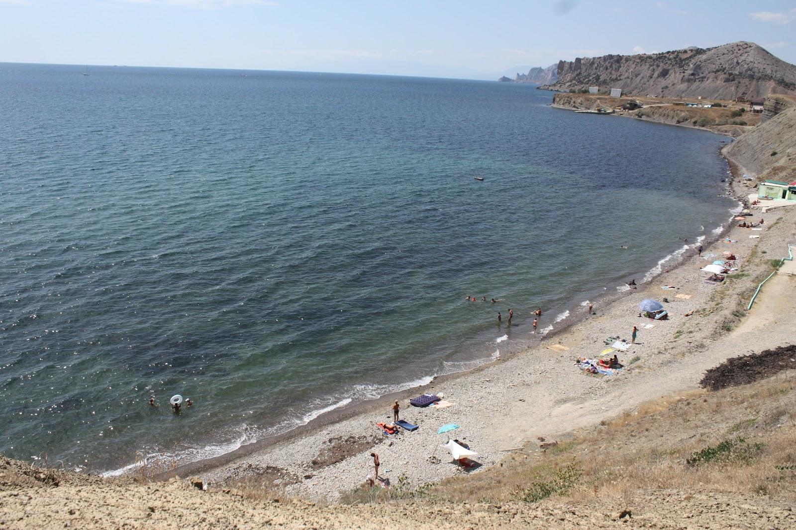 Маяк крым фото пляжа