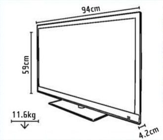 sony kdl 40hx723 3d led lcd tv review blogging hub. Black Bedroom Furniture Sets. Home Design Ideas