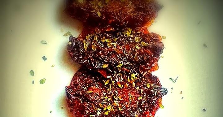les tomates confites d arthur le caisne parce que la cuisine c est aussi de la chimie la