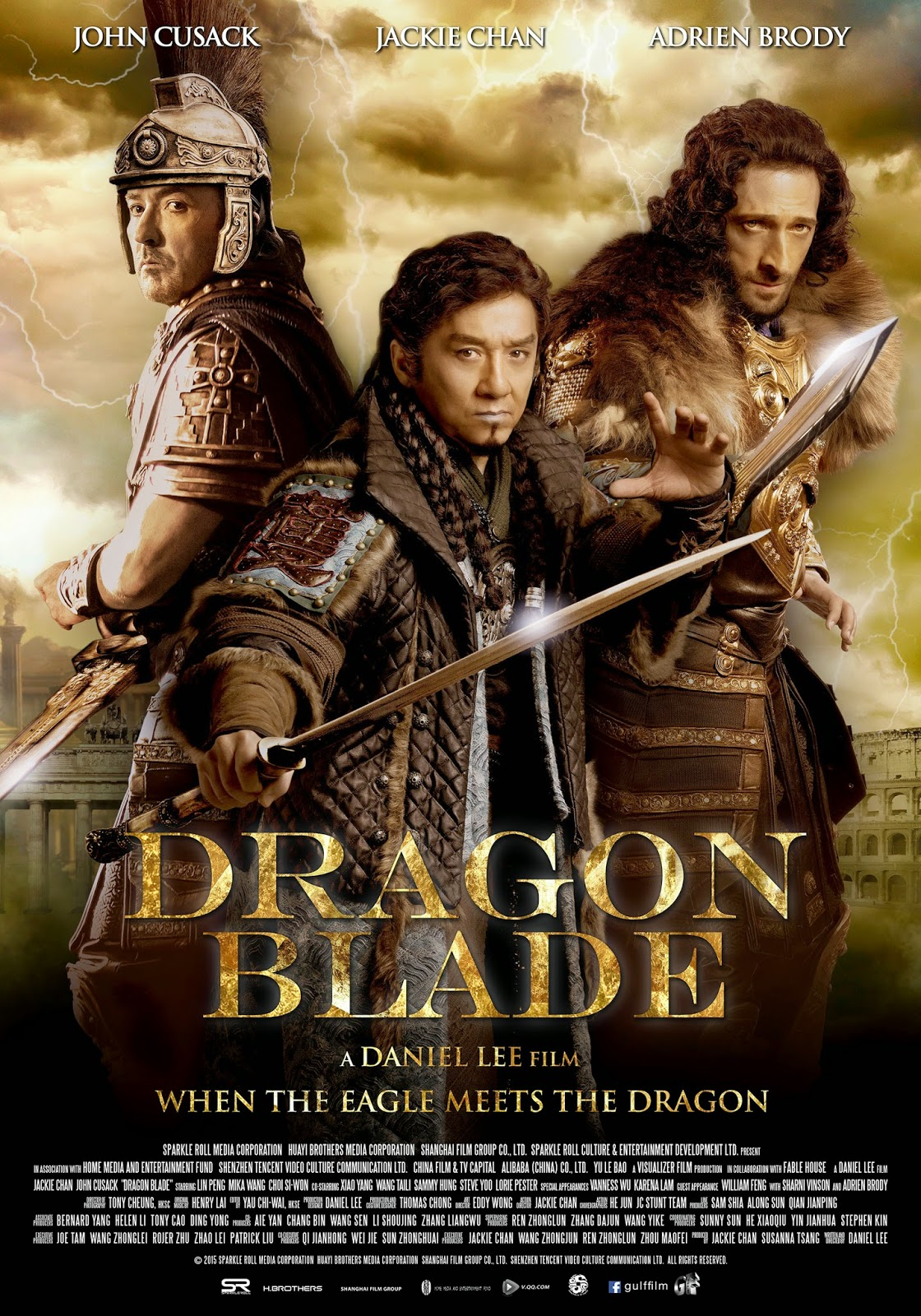 Download - Dragon Blade (2015)