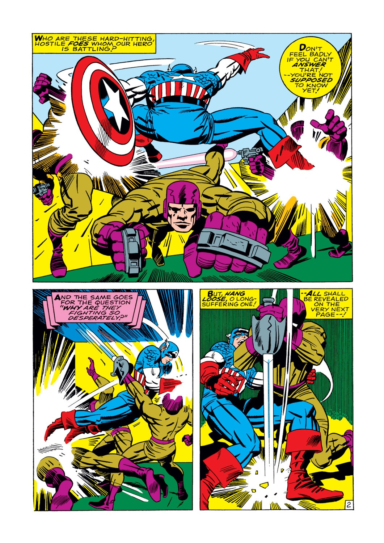 Captain America (1968) Issue #104 #18 - English 3