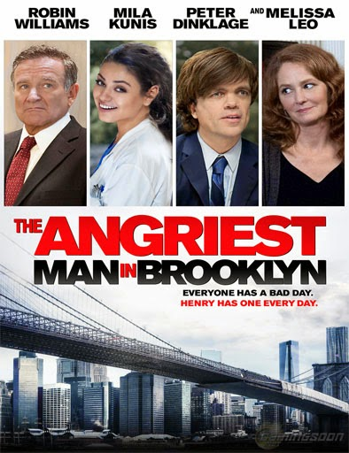 Ver The Angriest Man In Brooklyn (2014) Online