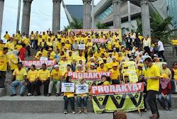 SEMBANG-SEMBANG,DUDUK,BANTAH - ANJURAN NGO PRO RAKYAT