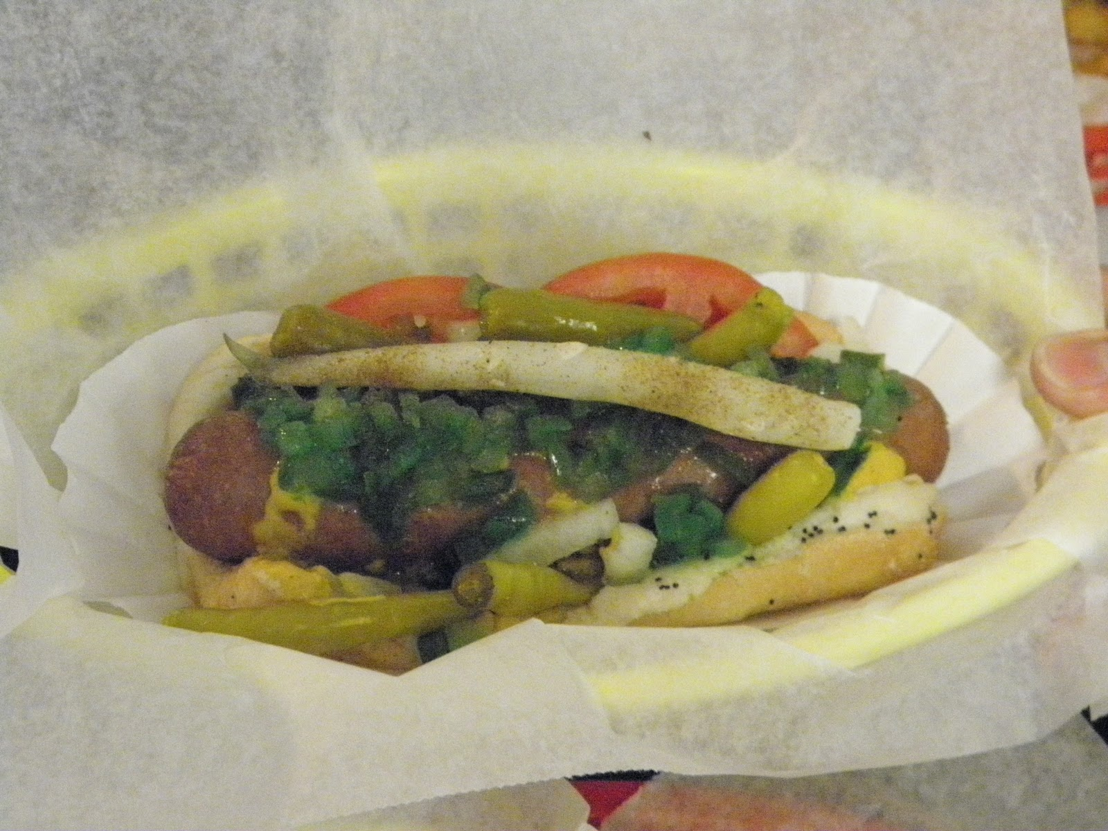 SOUTHERN DAY TRIPPERS ****: AL'S DOG HOUSE - A TASTE OF CHICAGO