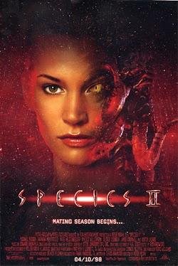 Loài Ác Độc 2 - Species 2 (1998) Poster