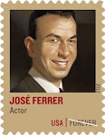 Jose Ferrer postage stamp