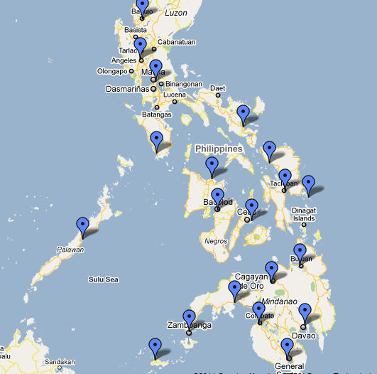 civil aviation Airports in Philippines