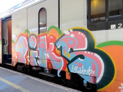 julie graffiti