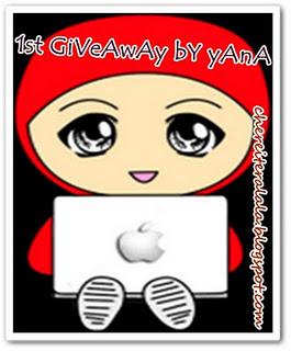1st GiVeAwAy By Yana