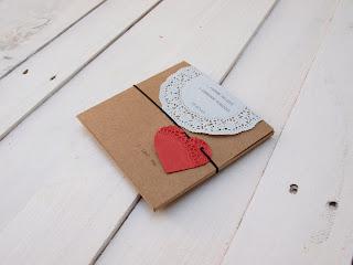 Cajita para CD decorada, invitación de boda hecha a mano, SelfPackaging, Self Packaging, selfpacking