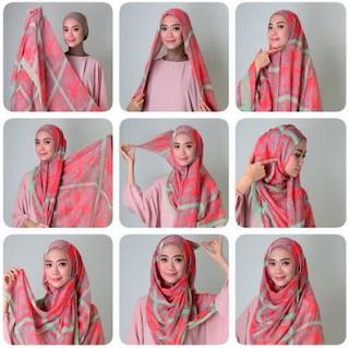 Permalink to Tutorial Cara Pakai Jilbab Modern Yang Modis Dan Stylish