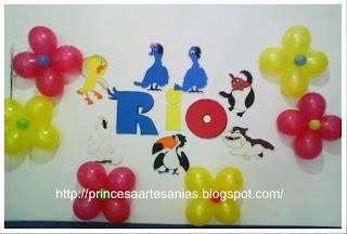 Fiesta Cumpleaños Rio, la Pelicula