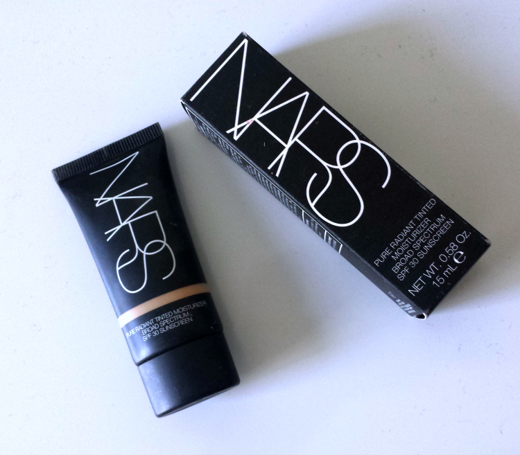 nars pure radiant tinted moisturizer in st moritz review and swatches