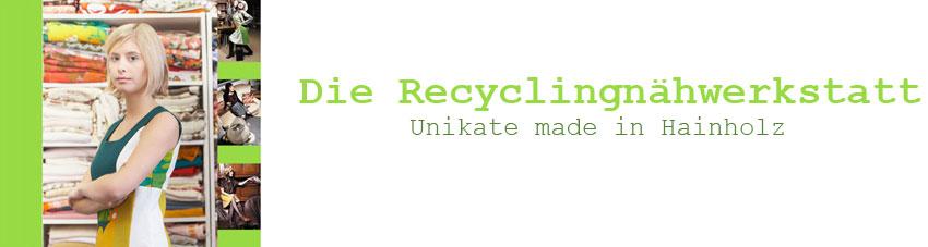 Die Recyclingnähwerkstatt