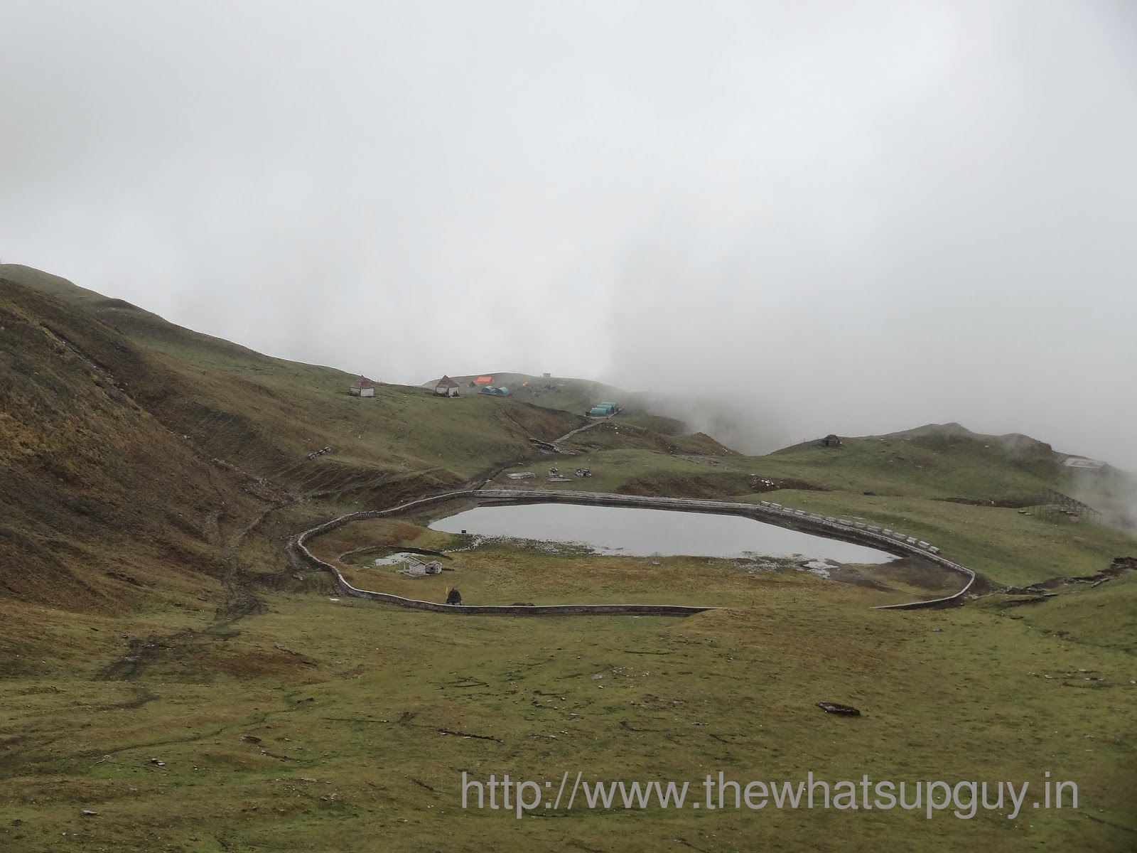 Pond Roopkund Trek With India Hikes Day 3