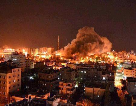 أدق التفاصيل حول آخر حصيلة عدوان على غزة الخميس 29/6/2014