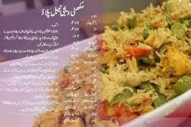 Chinese Food Urdu Recipes Pakistani Cooking