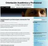 Orientación Académica, Profesional
