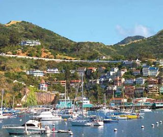 Avalon Harbor Catalina Island - Ride free with Catalina Express