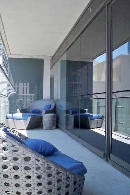 The Hopeful Traveler The Cosmopolitan Of Las Vegas The Wraparound Terrace S