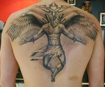 Significado tatuagem com asas
