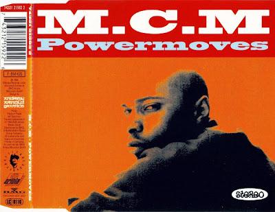 M.C.M – Powermoves (CDM) (1994) (320 kbps)