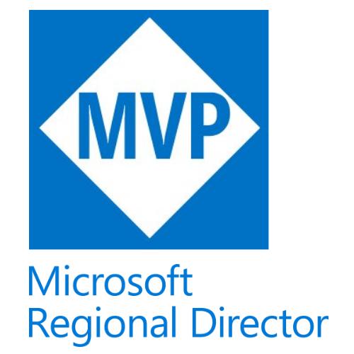 Microsoft Regional Director & MVP