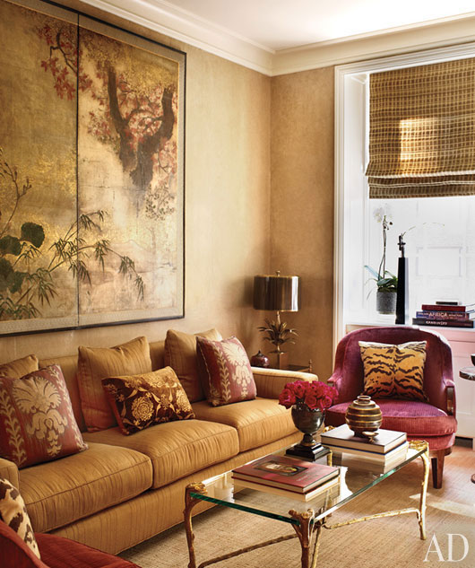 Loveisspeed....... Interior Designer Michael S. Smith Shapes The Decor Of A New York City ...