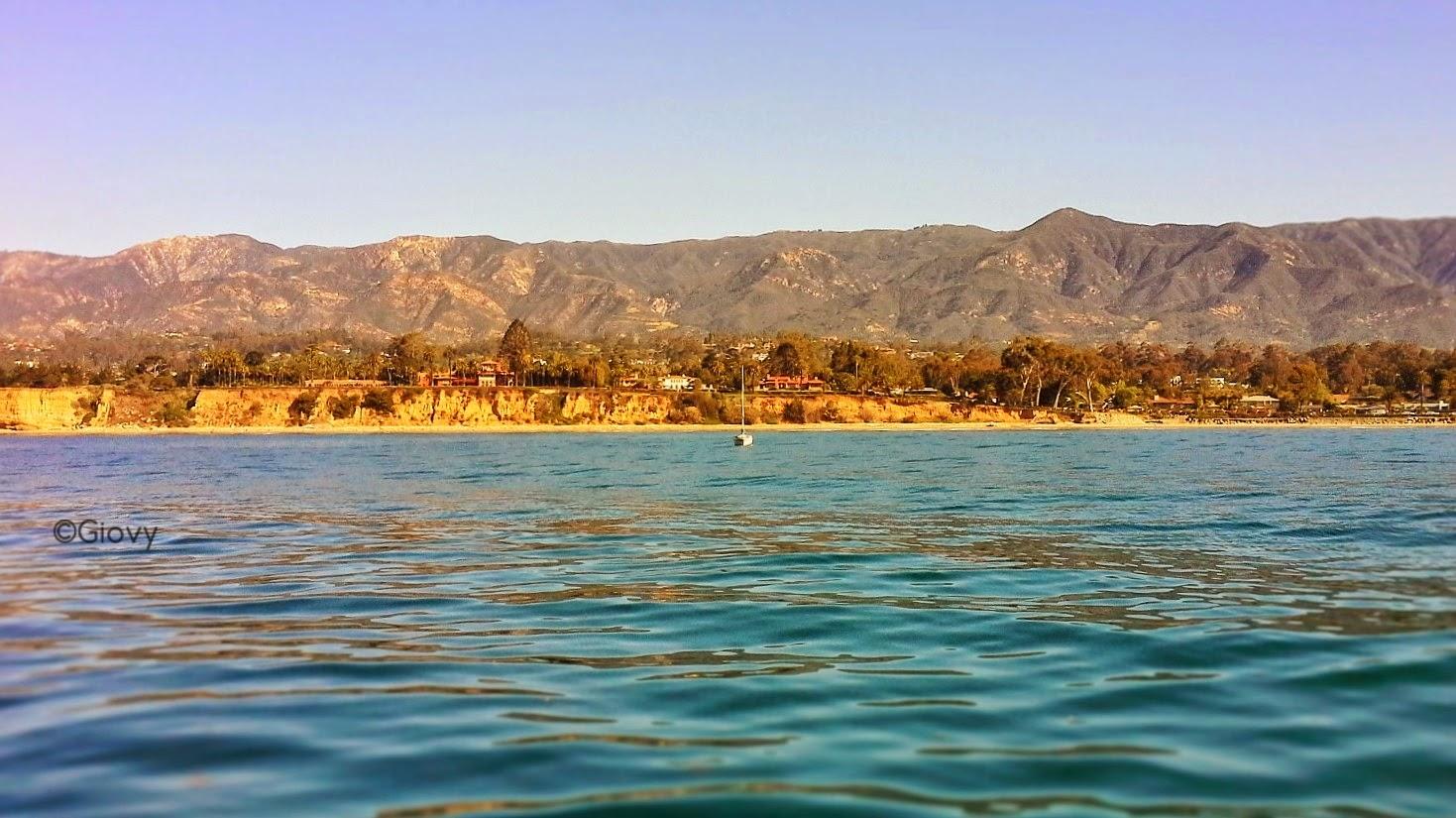 Viaggio in California a Santa Barbara