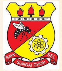 LENCANA SMK SUNGAI CHOH