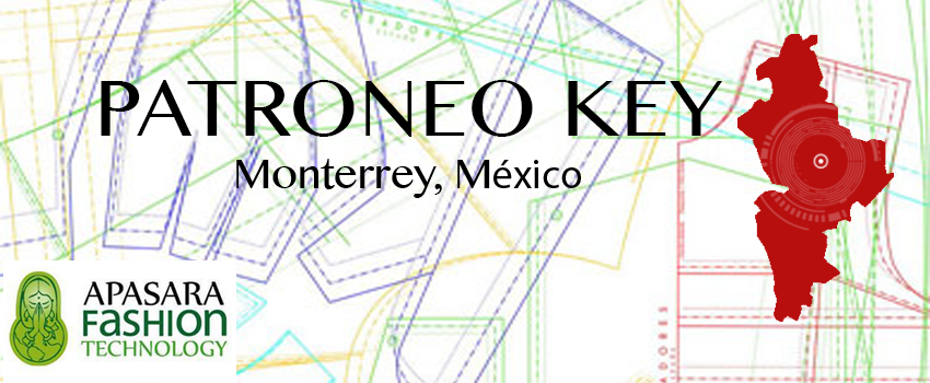 Patroneo Key Monterrey México