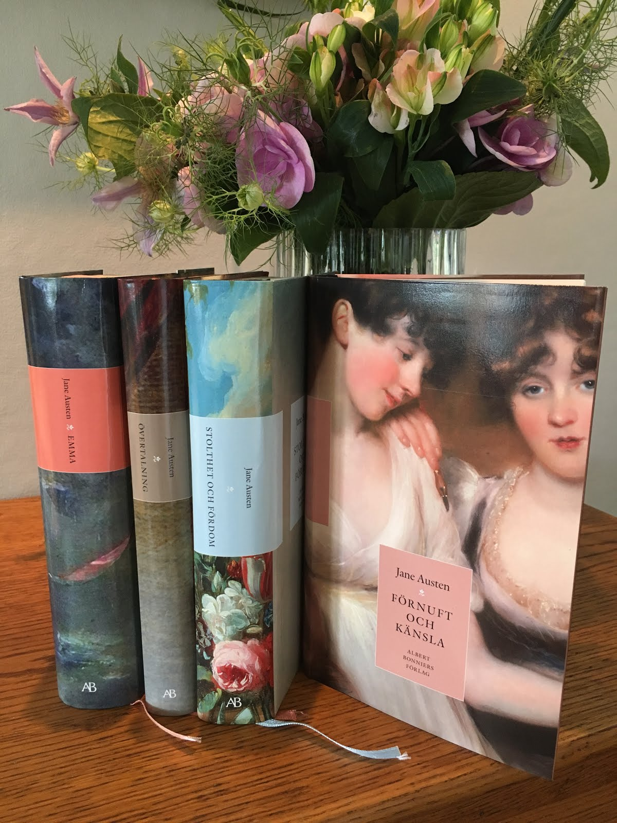 Jane Austen i nyöversättning