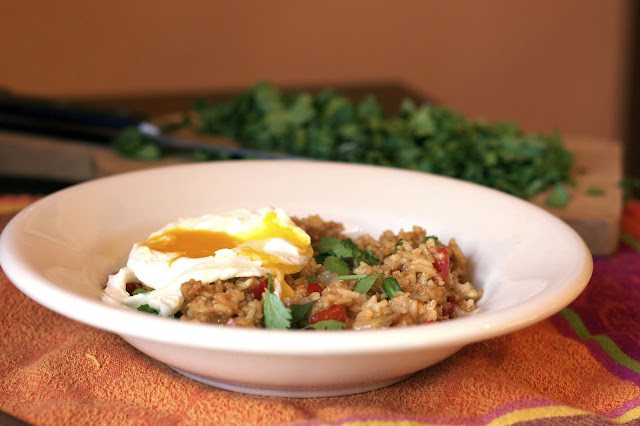 Indonesian Fried Rice- simplelivingeating.com