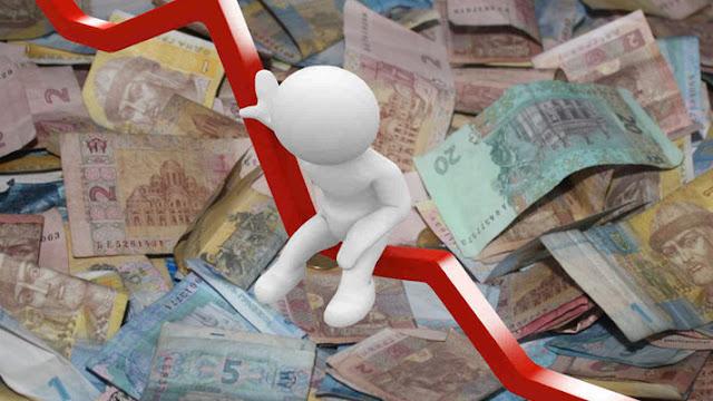 Инфляция на Украине превысила 40% в первом полугодии