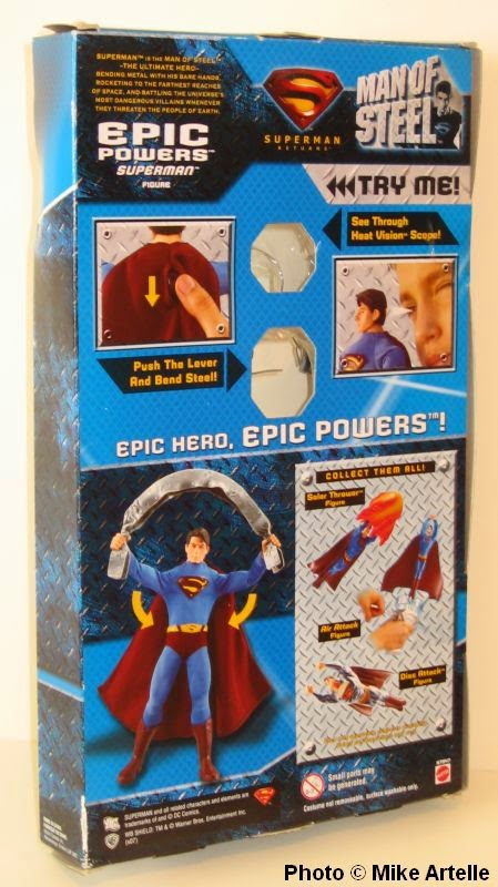 superman epic hero One of the famous dc universe characters, handpicked from the epic list of super heroes, was superman and rest super heroes were introduced over the years super .
