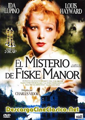 El misterio de Fiske Manor (1941) DescargaCineClasico.Net
