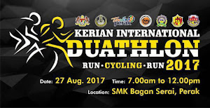 Kerian International Duathlon 2017 - 27 August 2017