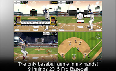 Download 9 Innings: 2015 Pro Baseball Apk Full Version