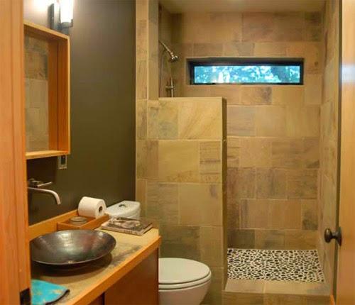 Kamar+mandi+minimalis+(1) & Contoh Design Interior Kamar Mandi Dengan Tema Etnik | Rumah ...