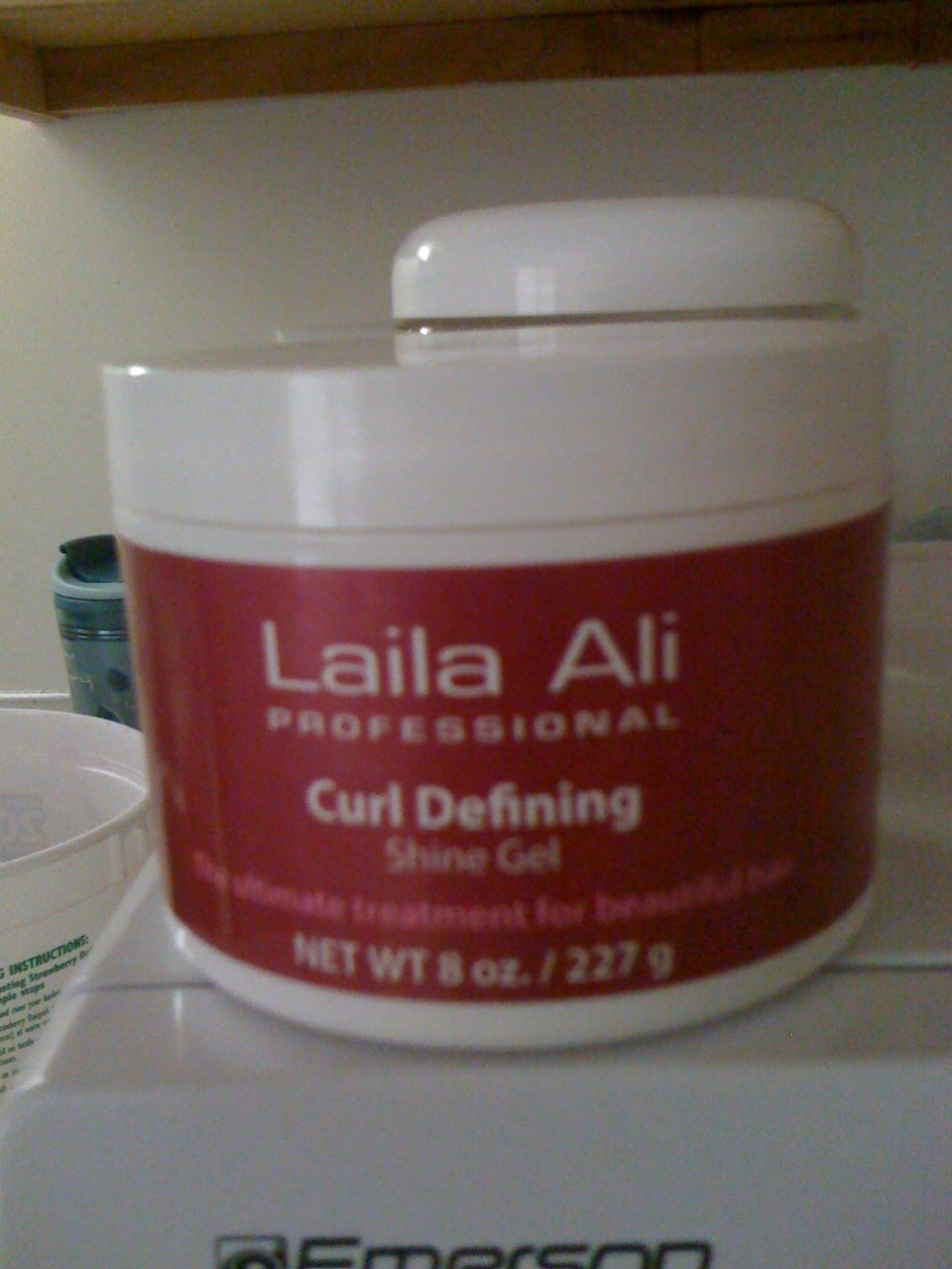 Laila Ali Natural Hair Products