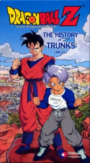 Dragon Ball Z: Especial Gohan e Trunks Dublado