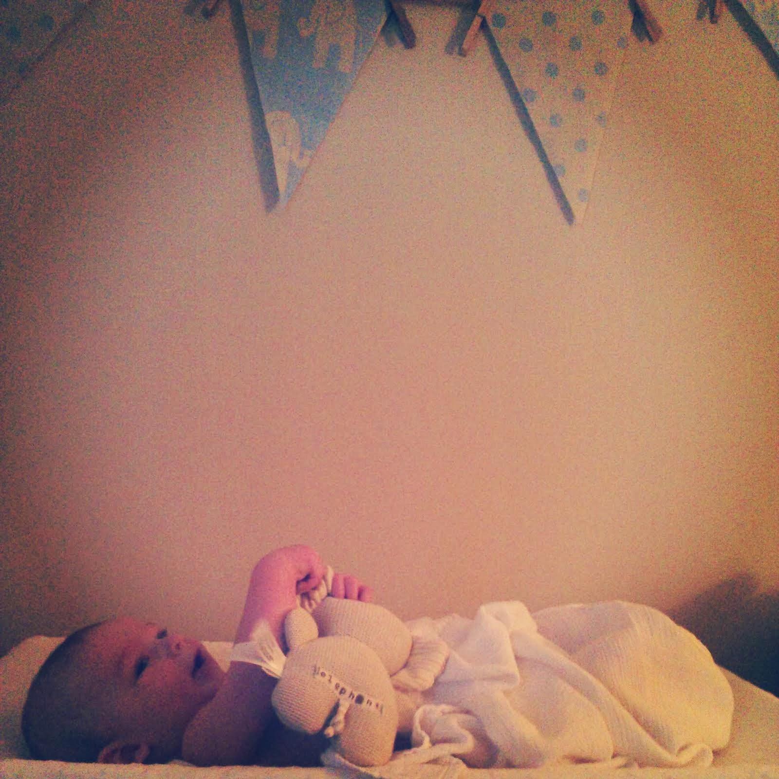 A Glimpse Inside Isaac's Baby Boy Nursery